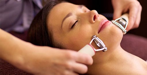 Hydra-oxygenating facial at Michelle Gowers beauty