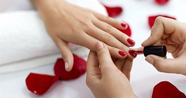Manicure and Pedicure in Chelmsford mobile version